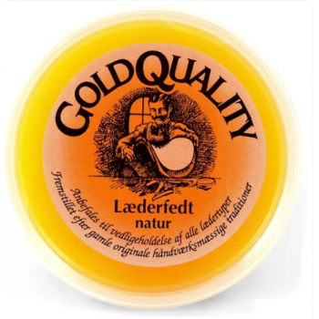GoldQuality lærbalsam for skinn
